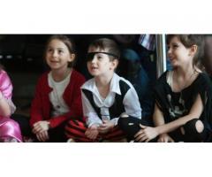 Odkrywcy Muzyki - warsztaty dla dzieci w wieku 4-8 lat
