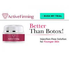 skin's elasticity as well as its general smoothness Active Firming
