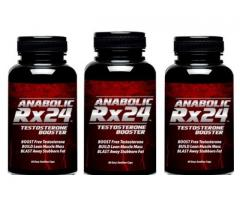 have gained most of the benefits from it Anabolic RX24